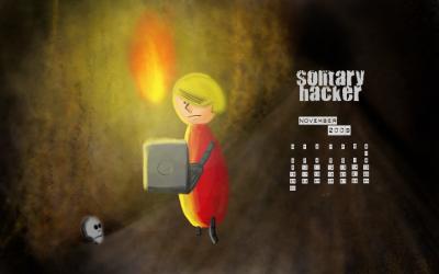 Solitary Hacker